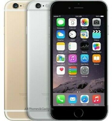 Apple IPhone 6 16GB Factory Sealed & Unlocked Gold - Silver - Space Grey **NEW**