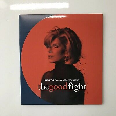 *Brand New* THE GOOD FIGHT - CBS - 2018 Emmy FYC Promo - 3 Episode DVD