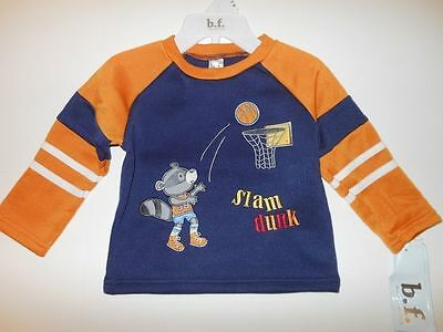 Basketball Boys shirts Clothes Toddler shirts Slam Dunk Sports Baby Teez 18 mos