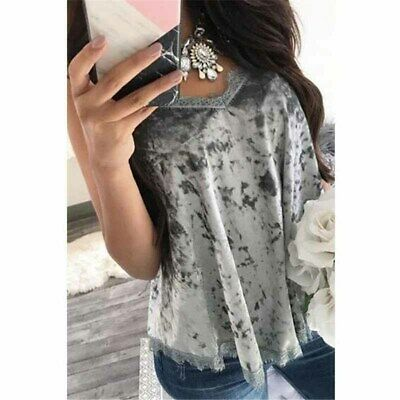 Womens Tank Tops Sling T Shirts Sleeveless Lace Velvet Tee Backless Luxury Sexy