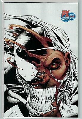 Venom 7 Stegman NYCC variant cover Marvel 2018 series 1st print PX Exclusive Ltd