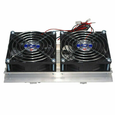 Semiconductor Thermoelectric Cooler Peltier Refrigeration Water Cooling Device T