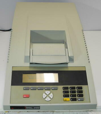 Perkin Elmer 2400 GeneAmp PCR System Thermal Cycler 24-Well - WORKS GREAT