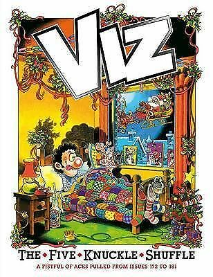 The Five Knuckle Shuffle: Viz Annual 2011 (Annuals), Viz | Used Book | Fast Deli