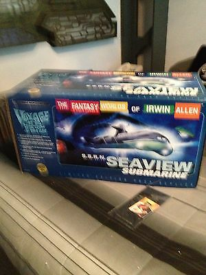 voyage to the bottom of the sea  seaview scale prop replica   product enterprise
