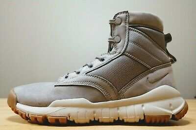 "pretty nice 0bfea c8cbf Nike SFB 6"" Special Field Boot Dust Gray River Rock Size 8.5 862507-003"