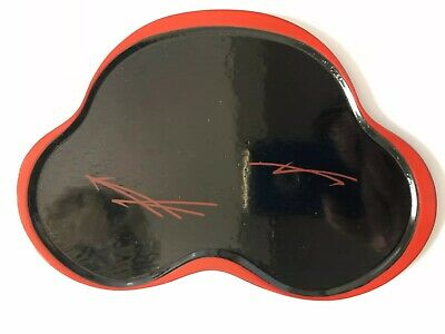 Tea Ceremony Japanese lacquerware Sweet Tray By Zohiko from Japan