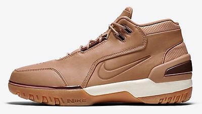 finest selection 7aa6d d62ad Nike Air Zoom Generation AS QS SZ 8.5 Vachetta Tan 308214-200
