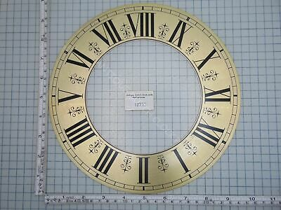 Large Warmink Gold Colored Dial