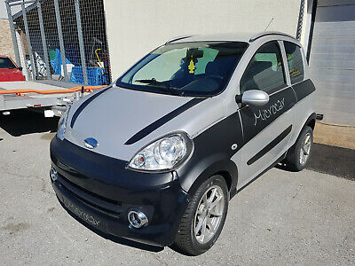 Microcar MGO 2 Sport Edition DCI Motor mit Airbag Mopedauto AIXAM