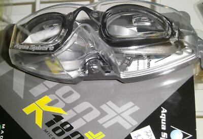 Aqua Sphere K180+ Micro Gasket Competition PRO Swim Goggles - New in Package