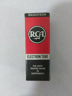 Vintage RCA 12AE6A Electronic Tube In Box Ships FREE