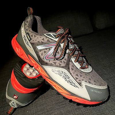 NEW BALANCE WT910GG 910v1 Women's Trail Running Shoes Sz 9.5