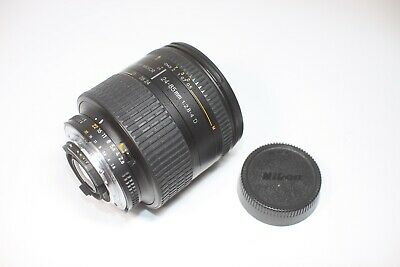 Nikon Zoom Nikkor 24-85mm F/2.8-4 D AF IF Lens Made In Japan