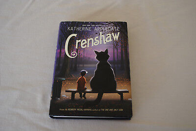 Crenshaw by Katherine Applegate 2015, Hardcover, First Edition