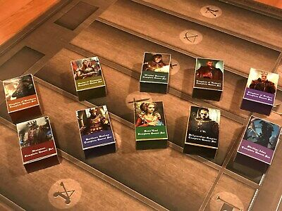 Premium Gwent / Gwint Complete Decks, NEW and ORIGINAL Factions! Every Card!