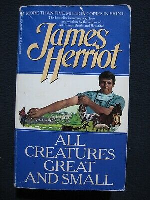 All Creatures Great and Small Herriot, James