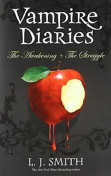 Vampire Diaries The Awakening + The Struggle by Smith... | Book | condition good