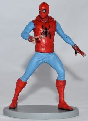 Disney Store Authentic SPIDER-MAN FIGURINE Cake TOPPER AVENGERS Marvel NEW a