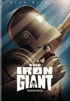 The Iron Giant: Signature Edition (DVD, 2016) Brand New/SEALED* FREE SHIPPING!
