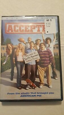 Accepted [New DVD] Ac-3/Dolby Digital, Dolby, Dubbed, Subtitled, Widescreen