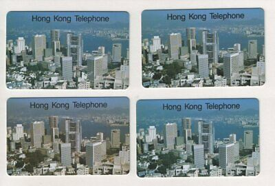 HONG KONG very early issues of telephone cards   #057