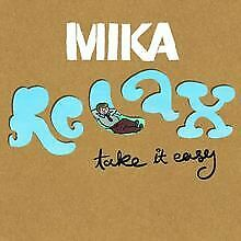 Relax,Take It Easy by Mika | CD | condition good