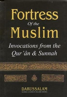 Fortress of the Muslim (Pocket Size - Paperback- DS) x 2