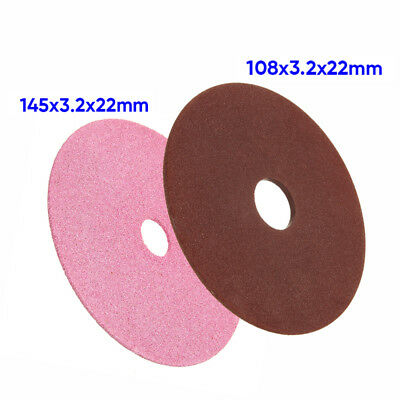 """3.2mm Hole Grinding Wheel Disc For Chainsaw Sharpener Grinder 3/8"""" & 404 Chain"""