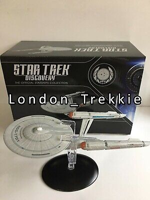 Eaglemoss Star Trek Discovery: Issue 12: USS Enterprise NCC-1701 (22CM) IN STOCK