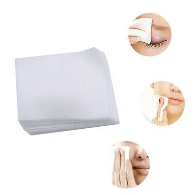 Cotton Nail Art Manicure Polish Remover Cleaner Wipe Lint Free Cotton Mat Paper