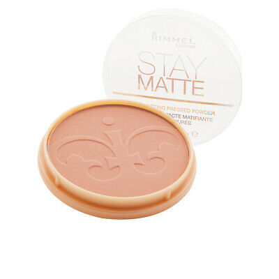 Maquillaje Rimmel London mujer STAY MATTE pressed powder #008-cashmere 14 gr