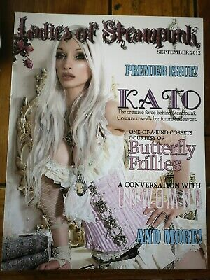 Ladies of Steampunk Magazine September 2012 Kato Unwoman