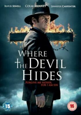Where The Devil Hides **new / sealed** HORROR DVD (Region 2) - Fully guaranteeed