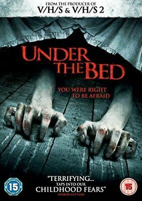 Under The Bed **new / sealed** HORROR DVD (Region 2) - Fully guaranteed