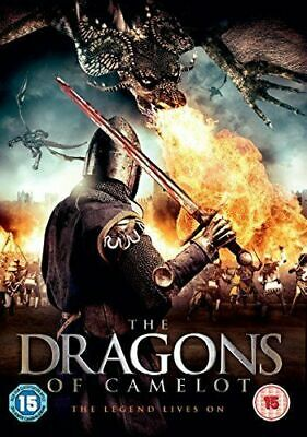 The Dragons Of Camelot **new / sealed** HORROR DVD (Region 2) - Fully guaranteed
