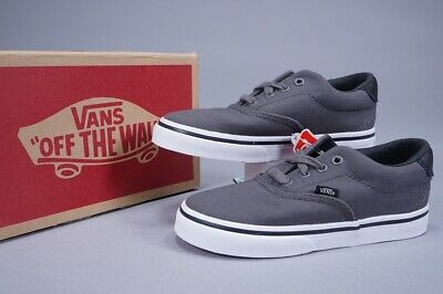eb29d5f45fb5ef VANS ERA 59 (C P) Pewter Black Skate Shoes 11 kids free shipping ...