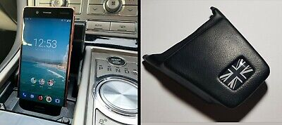 For Jaguar X250 XF Phone dock & Steering wheel bezel. Sticker. Emblem.