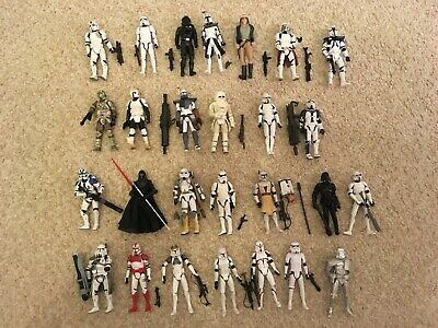 Star Wars Clone Trooper Lot,Choose your figure