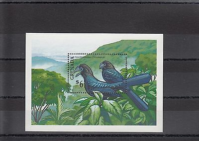 Timbre Stamp  Bloc Grenade  Y&T#246  Oiseau Bird  Neuf**/Mnh-Mint 1990 ~A05