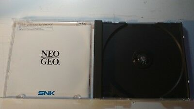 Metal Slug 2 neo geo cd SOLO MANUALE E COVER POSTERIORE - NO CD GAME