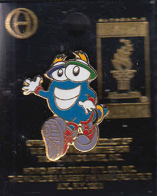 Rare Pins Pin's .. Olympique Olympic Jeux Atlanta 1996 Mascotte Games Usa ~16