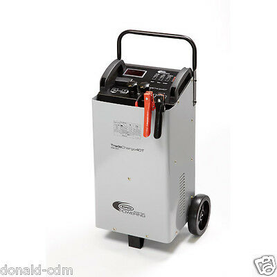 """Chargeur de Voiture / Camion """" Tradecharge40 """" Ring 12/24v"""