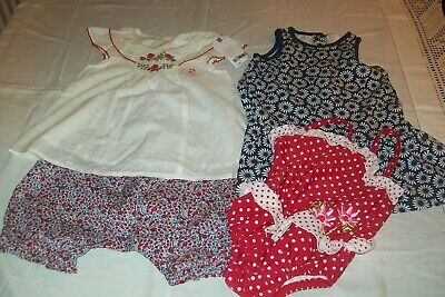 Baby girls clothes Mothercare/Next/H&M 9-12m - combined postage available