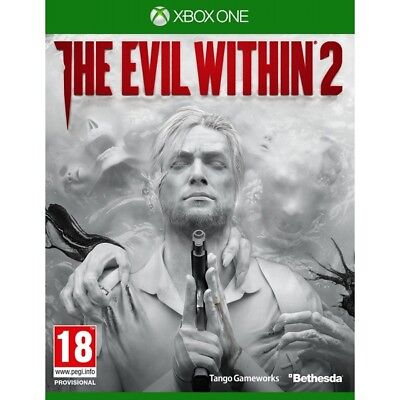 The Evil Within 2 Xbox One Game PAL Version New & Sealed Aussie Seller - SALE