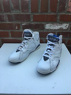 7aca00aabd7983 2009 Nike Air Jordan 7 VII Retro DMP Orlando Magic SZ 13. 304775-161