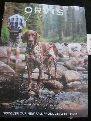 ORVIS MEN CATALOG Late January 2018 Save Now Wear Now Brand