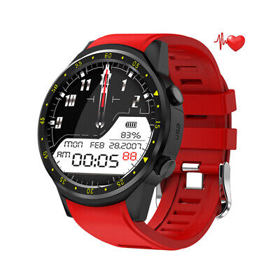 For iPhone Samsung Android Wear Bluetooth Sports Smart Wrist Watch GPS SIM GSM