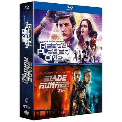 Blu-ray Neuf - Ready Player One / Blade Runner 2049 - Edition Limitée 2 Films -