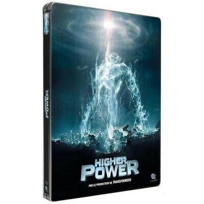 Blu-ray Neuf - HIGHER POWER - Edition limitée Steelbook - BluRay